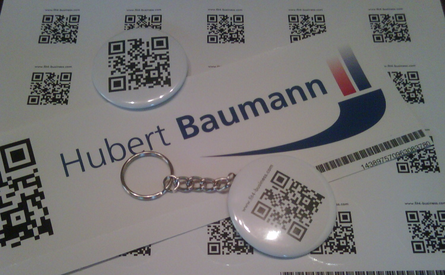 Nutzung QR Codes (QRC) für Marketing, Guerillamarketing