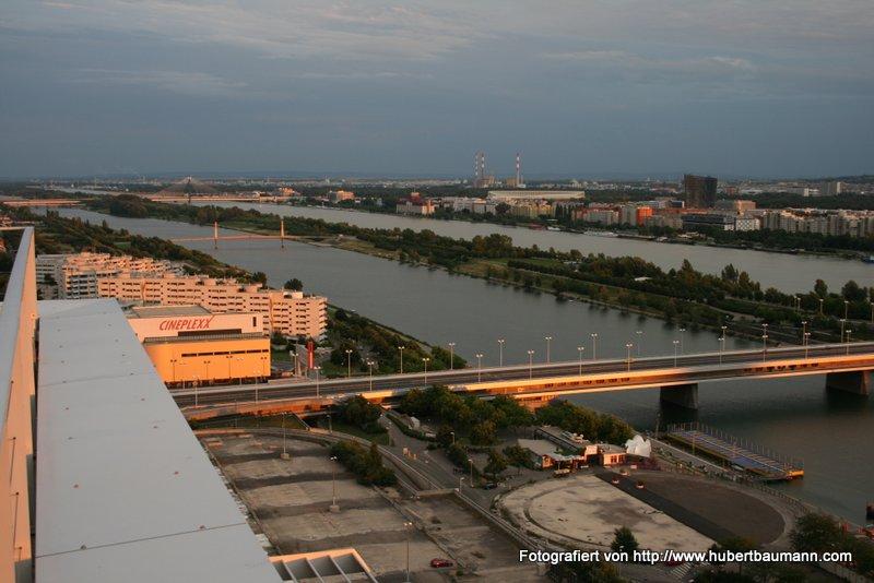 Wien - Donau und neue Donau