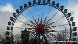 Riesenrad in Berlin