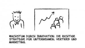 Wachstum durch Innovation. Die richtige Strategie für Ihr Unternehmen, Vertrieb und Marketing (Strategieberatung)