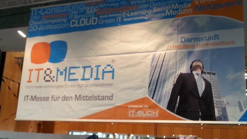 IT&Media Messe und FutureCongress, Darmstadt