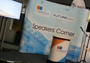 IT&Media Messe und FutureCongress, Darmstadt