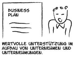 Wertvolle Unterstützung beim Aufbau von Unternehmen - auch länderübergreifend D-A-CH / Deutschland, Österreich, Schweiz